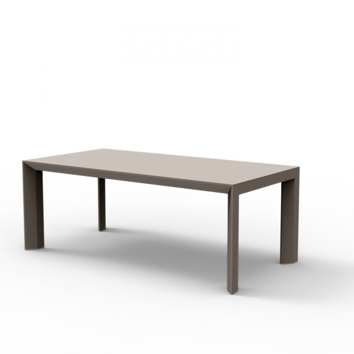Table d ext rieur 8 personnes frame par vondom for Table exterieur 2 personnes