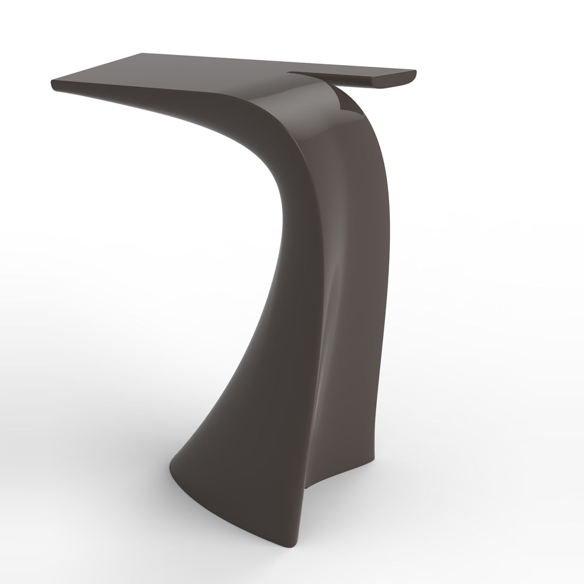 Table haute moderne design wing vondom zendart design for Table d exterieur design