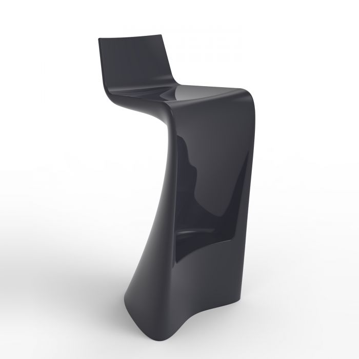 Tabouret De Bar Contemporain Wing Vondom - Zendart Design