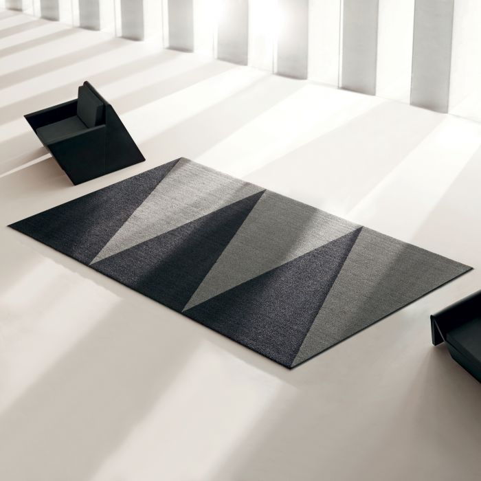 Tapis contemporain design overlap vondom zendart design for Tapis exterieur design