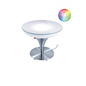 Table Lounge M Outdoor LED MOREE
