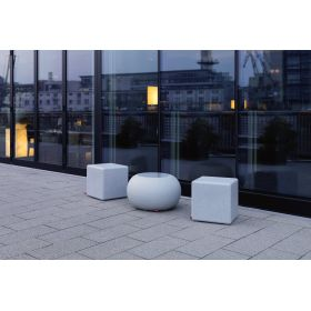 Table basse Bubble Granite Outdoor LED MOREE