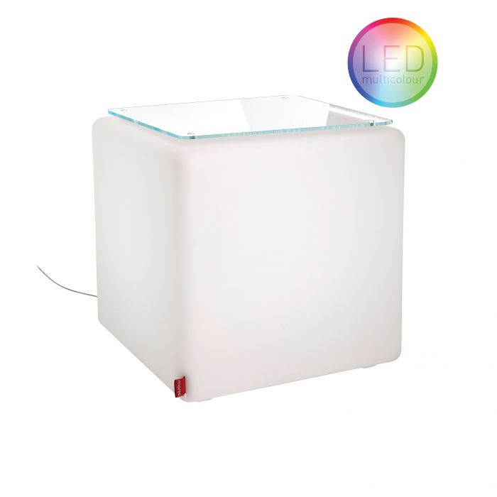 Table basse Cube Indoor LED MOREE