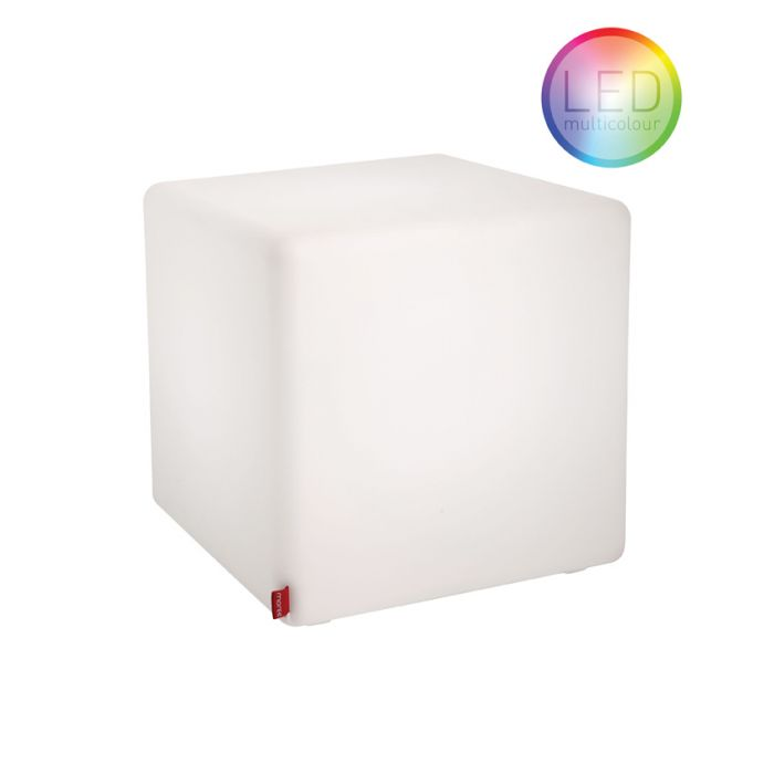 Table basse Cube Indoor LED PRO + Batterie MOREE