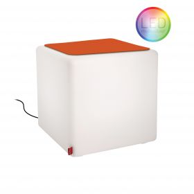 Table basse Cube Outdoor LED MOREE