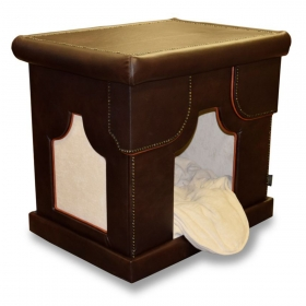 Niche pour chien Indoor OASE Luxus Leather