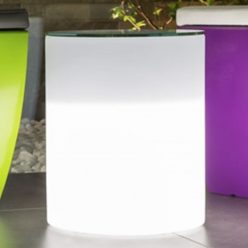 Table basse led pas cher Relax Bright