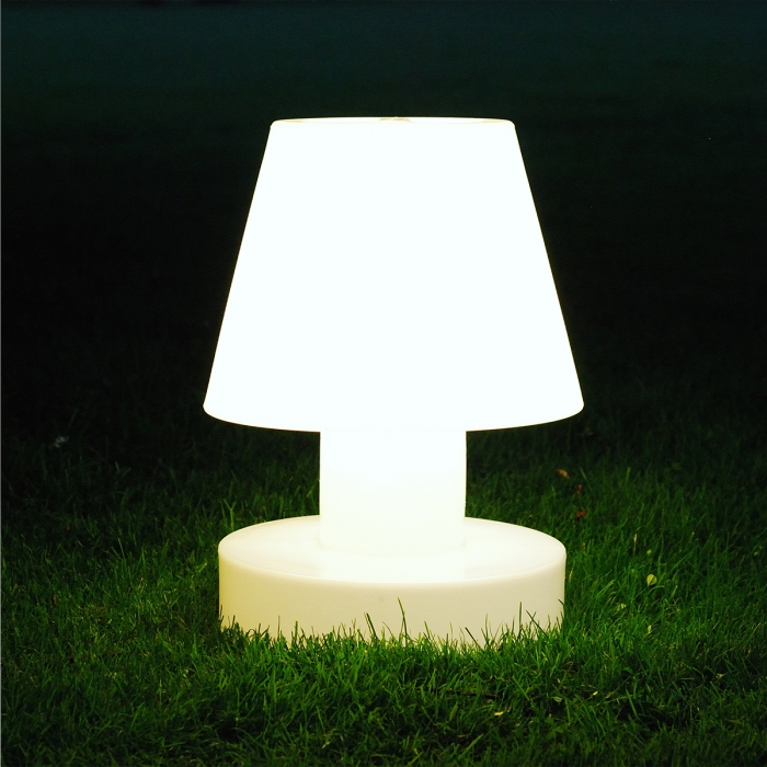 lumi re portable sans fil bloom 40 cm lampes poser