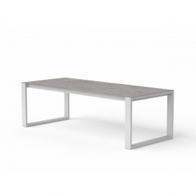 Grande table rectangulaire Ferma