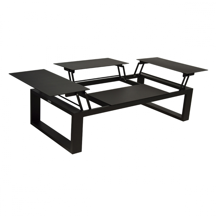 Table basse avec plateau relevable zendart outdoor for Table basse avec plateau relevable