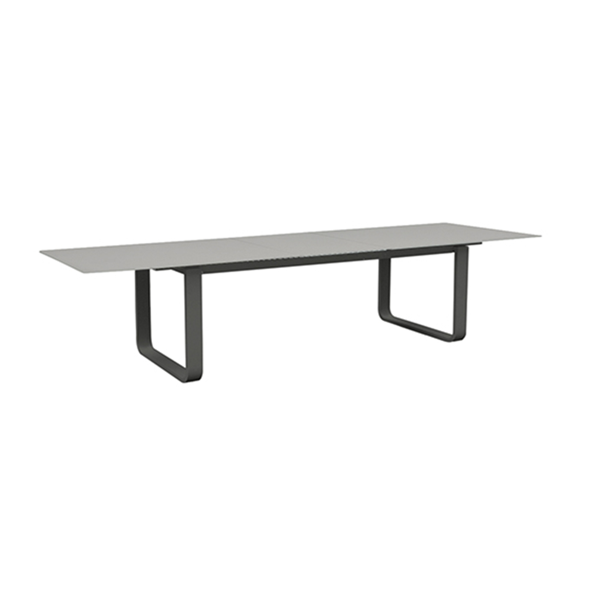 grande table de jardin en verre zendart outdoor zendart