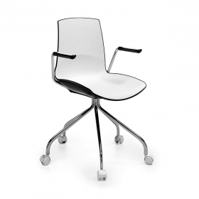 Fauteuil de bureau design Now Swivel avec piston INFINITI