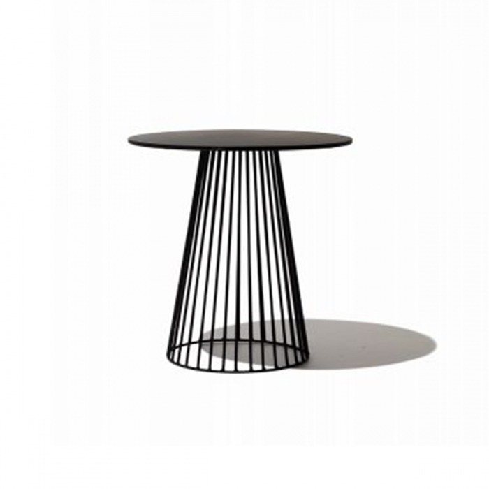 Table bistrot ronde design Garbo 65 SERAX - Zendart Design