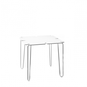 Table basse carrée 78 cm Chips - MYYOUR