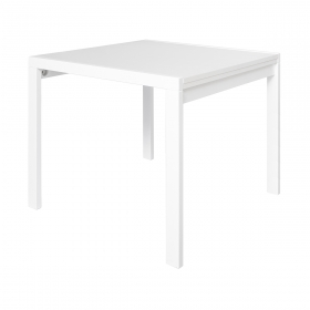 Table à manger extensible 100-200x100x78H Esta Zendart Design Sélection