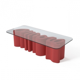 Table basse design Amore Slide
