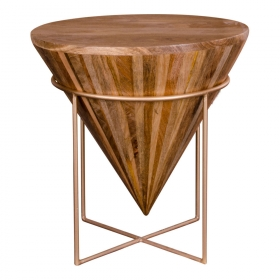 Table basse Wood Diamond par Zendart Sélection
