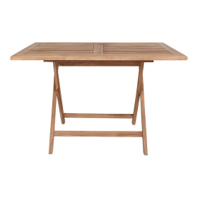 Table de jardin Pauline 4 places par ZENDART OUTDOOR