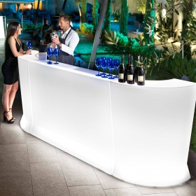 Bar 280 x 65 x 110 cm Marvy LYXO
