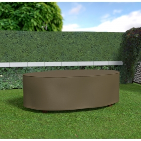 Housse de protection pour table ovale par NORTENE