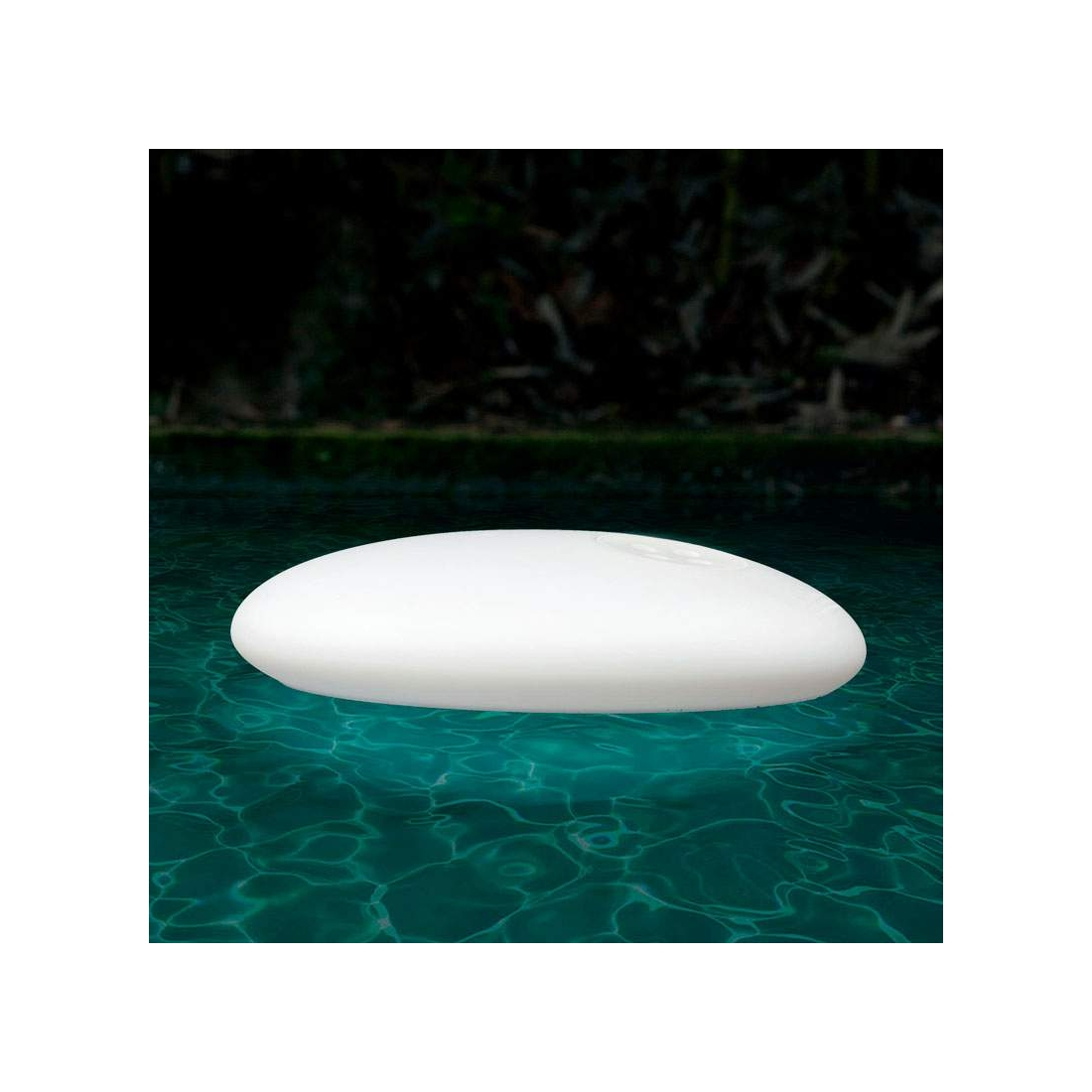 Lampe flottante martinelli luce glouglou led zendart design for Lampe led exterieur design