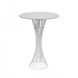 Table haute Bolonia 110 cm ISIMAR