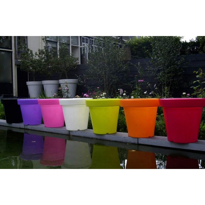 Pot lumineux BLOOM 40 cm