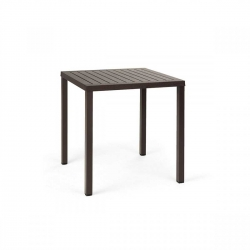 Table de jardin Cube 70x70 cm par Nardi