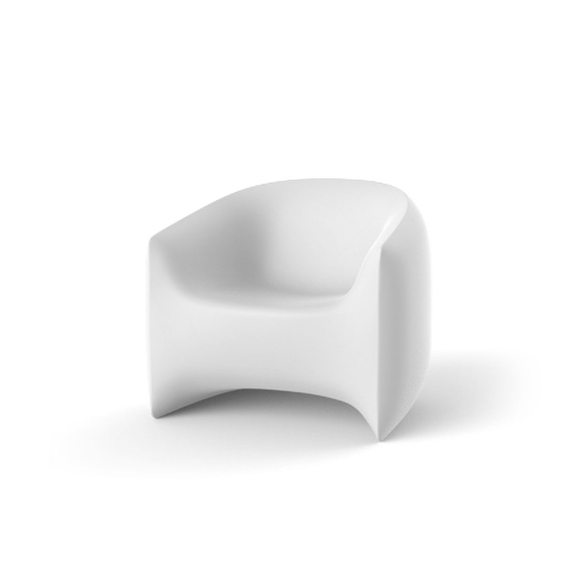 Fauteuil arrondi design Blow Vondom