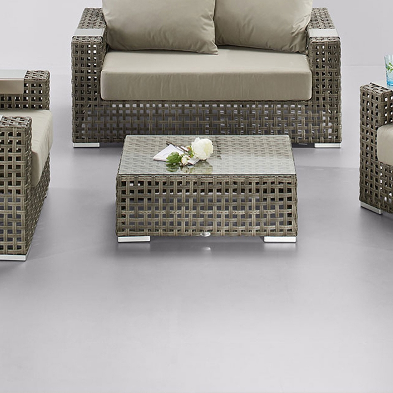 Table basse Eli II par Zendart Design Outdoor