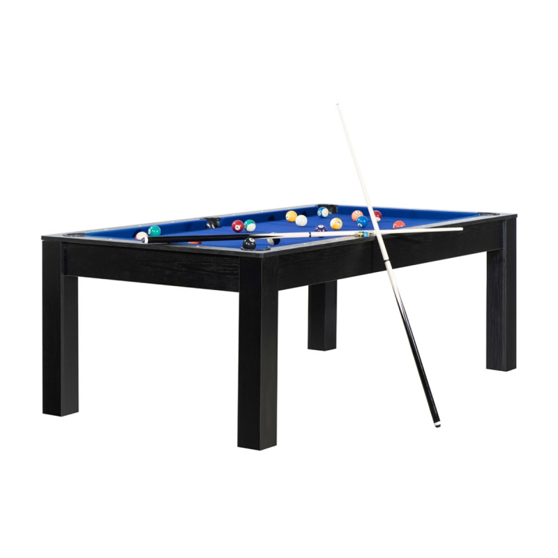 Table billard convertible 8 personnes New York par Zendart Sélection