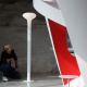 PIN, lampadaire design éclairage LED