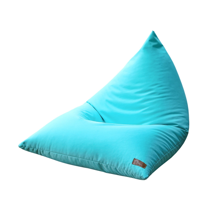 Pouf Triangle SACCO Design par ZENDART SELECTION