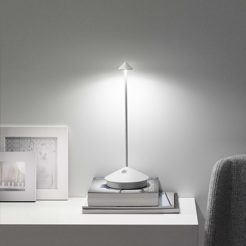 Lampe de table PINA Pro par Zafferano