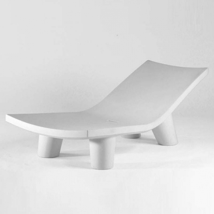 Collection LOW LITA, chaise longue design