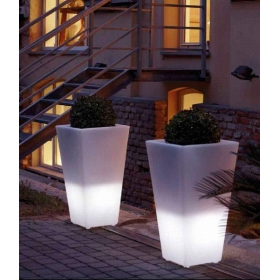 Y-POT LIGHT, pot design lumineux