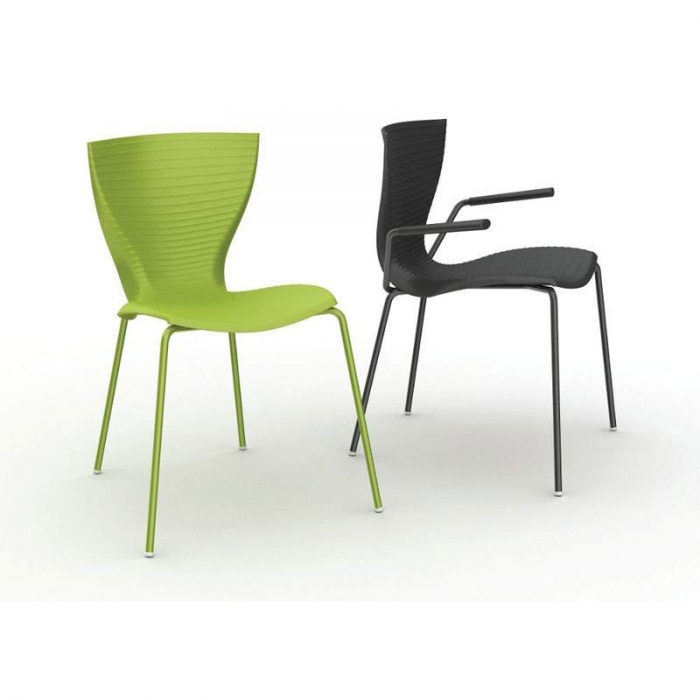 GLORIA Chaise Design Avec Accoudoirs Loading Zoom