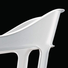 Chaise MAGIS Steelwood