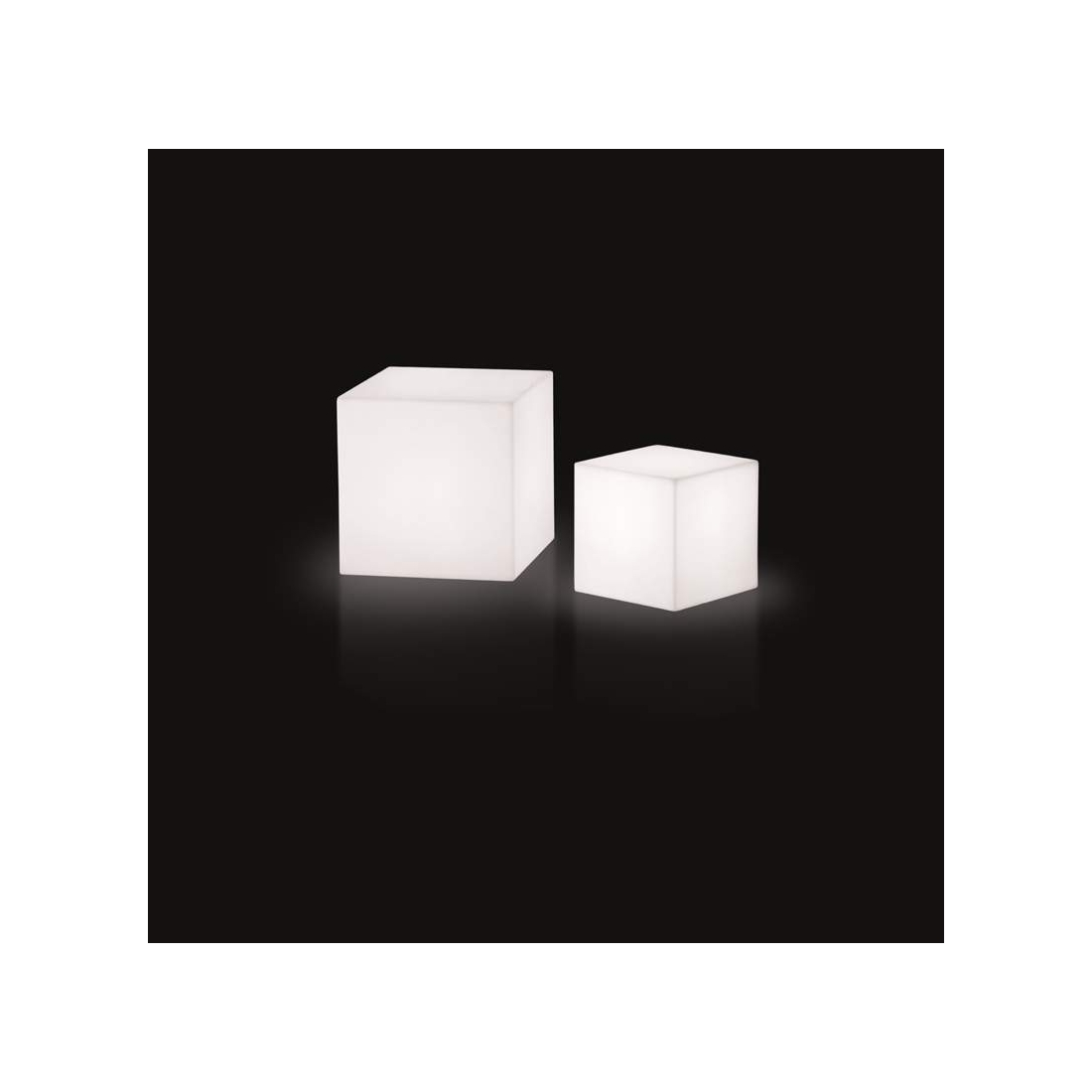 lampe sur pied slide cubo 75 cm lampes sur pieds design. Black Bedroom Furniture Sets. Home Design Ideas