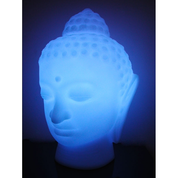 Lampe de table design, BUDDHA de SLIDE - LED/RGB