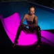 Transat design VONDOM Surf, LED RGB