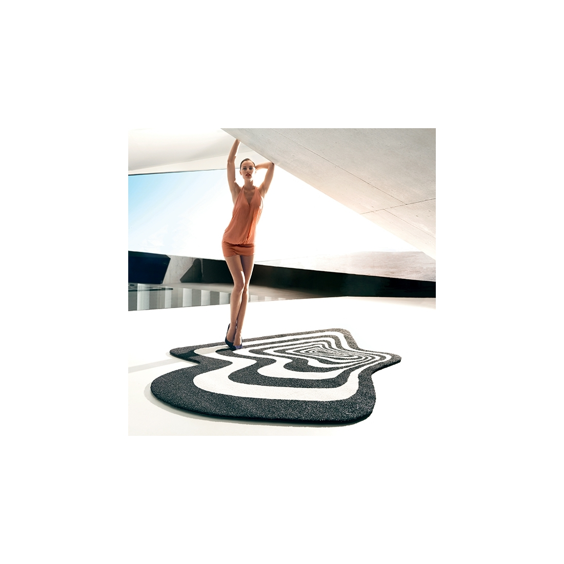 Tapis d exterieur design twist shout vondom zendart design for Exterieur design