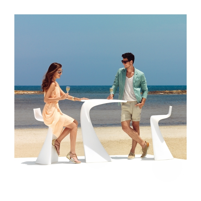 Table VONDOM Wing, lumineuse