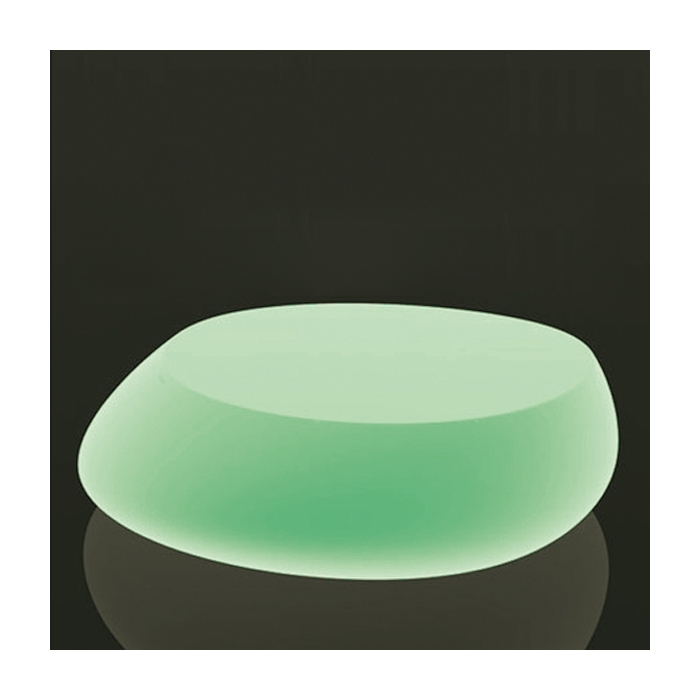Table galet led stone vondom zendart design - Table basse exterieur design ...