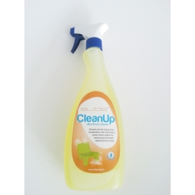 Détergent CLEAN UP de chez SLIDE