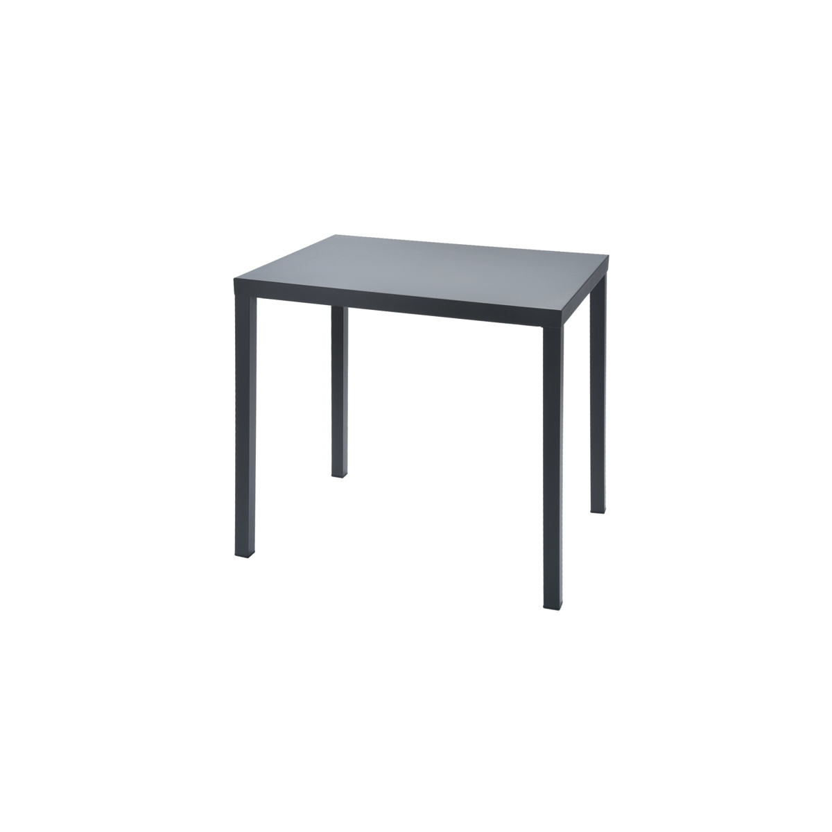 Table rd italia dorio 60x80 cm tables manger design rd for Table exterieur starck