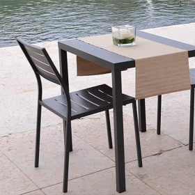 Chaise empilable RD ITALIA Dorio 1