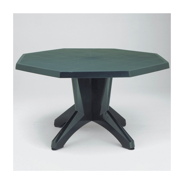 Table octogonale nardi olimpo tables manger design for Intermarche table de jardin