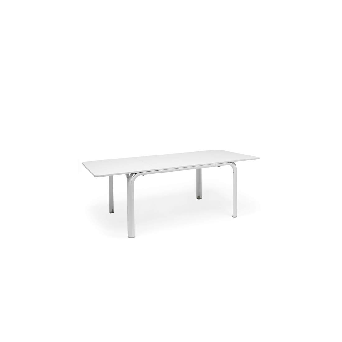 Table extensible nardi lauro 140 210 cm tables manger for Table exterieur starck