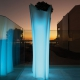 Pot design VONDOM Alma, LED RGB